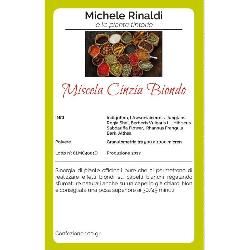 Michele Rinaldi Miscela Cinzia biondo