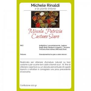 Michele Rinaldi Miscela Patrizia castano scuro