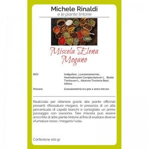 Michele Rinaldi Miscela Elena mogano