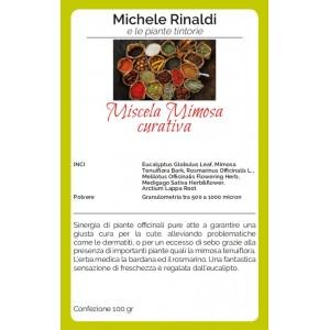 Michele Rinaldi Miscela Mimosa curativa