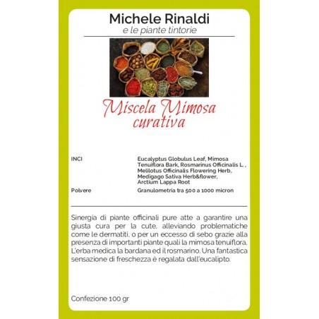 miscela Mimosa curativa