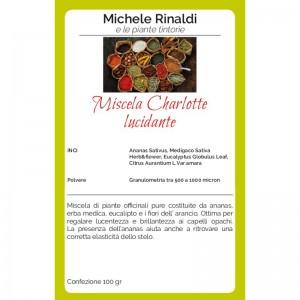 Michele Rinaldi Miscela Charlotte lucidante