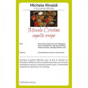 Michele Rinaldi Miscela Cristina capello crespo
