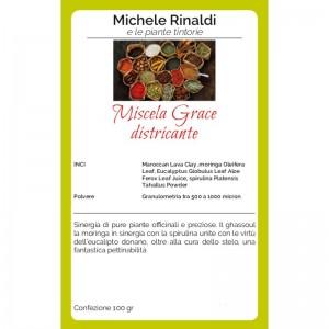 Michele Rinaldi Miscela Grace districante