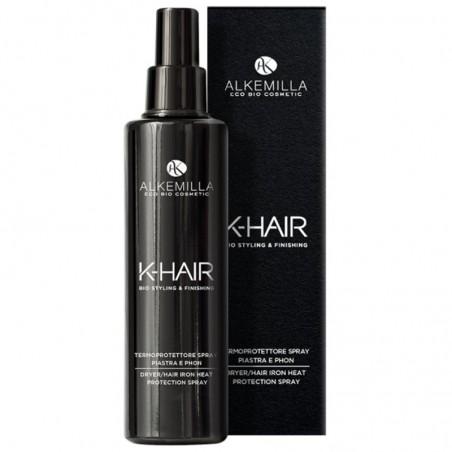 termoprotettore spray piastra e phon k-hair