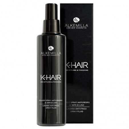 fluido spray anticrespo ai semi di lino k-hair