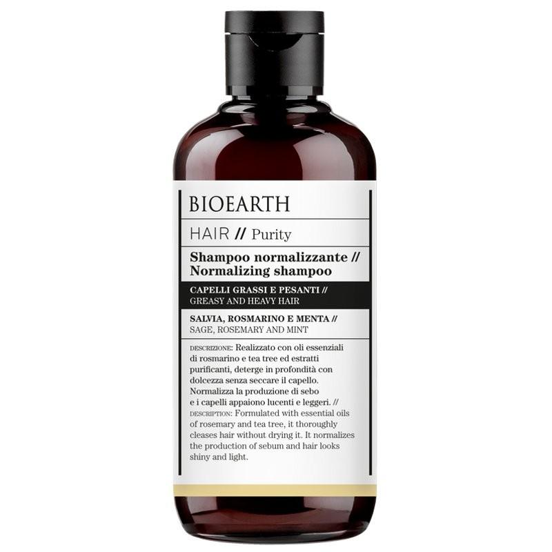 Bioearth Shampoo normalizzante hair 2.0