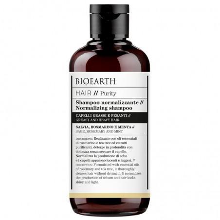 shampoo normalizzante hair 2.0