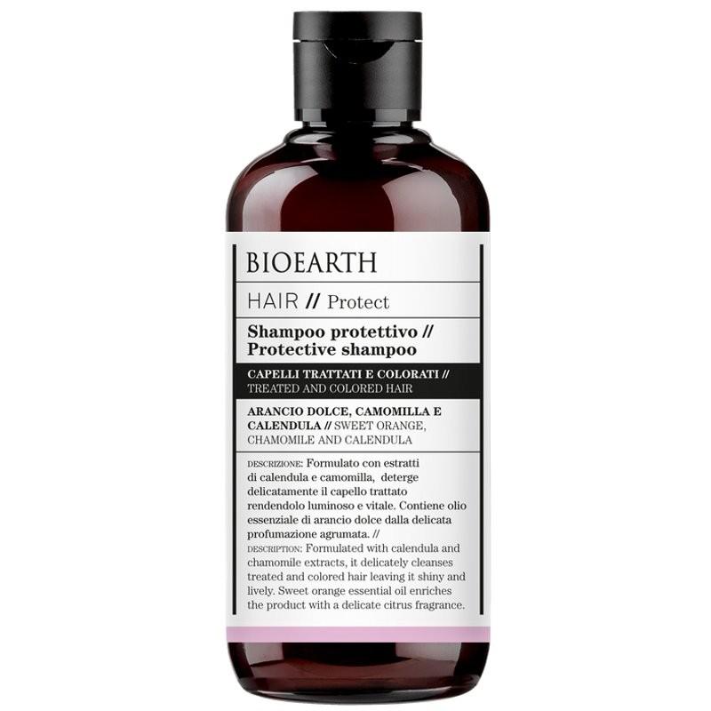 Bioearth Shampoo protettivo hair 2.0