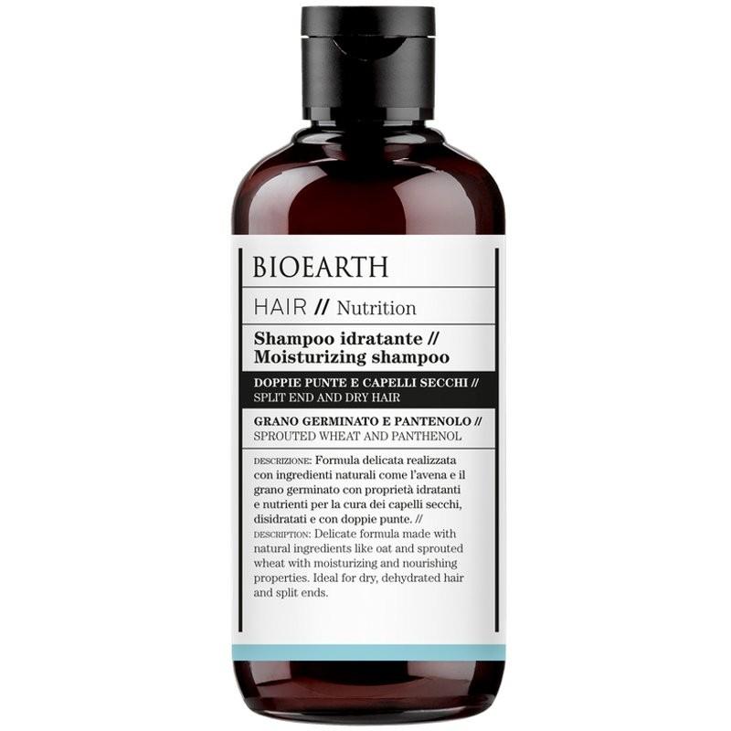 Bioearth Shampoo idratante hair 2.0