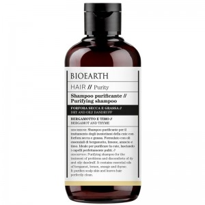 Bioearth Shampoo purificante hair 2.0