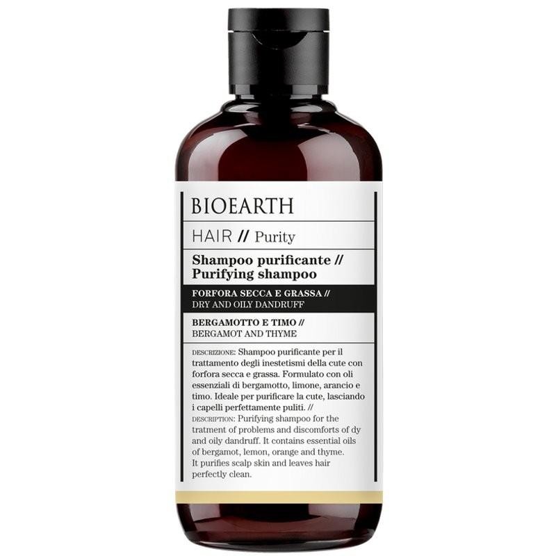 Bioearth Shampoo purificante hair 2.0