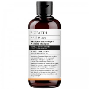 Bioearth Shampoo anticrespo hair 2.0