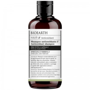 Bioearth Shampoo antiossidante hair 2.0