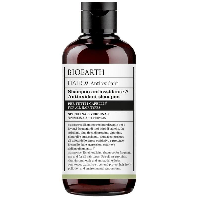Bioearth Shampoo antiossidante hair 2.0
