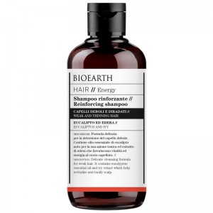 Bioearth Shampoo rinforzante hair 2.0