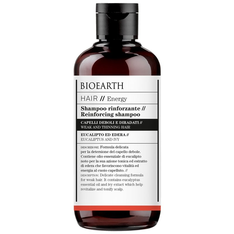 Bioearth Shampoo rinforzante hair 2.0