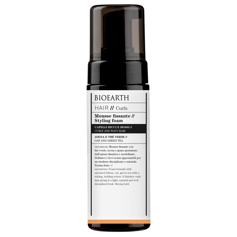 Bioearth Mousse fissante hair 2.0