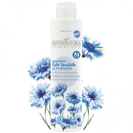 shampoo cute sensibile al fiordaliso