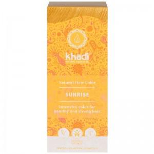Khadi Tinta vegetale biondo sunrise