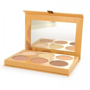 Couleur Caramel Contouring palette - sculpt and glow
