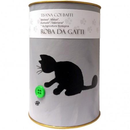 roba da gatti - tisana coi baffi