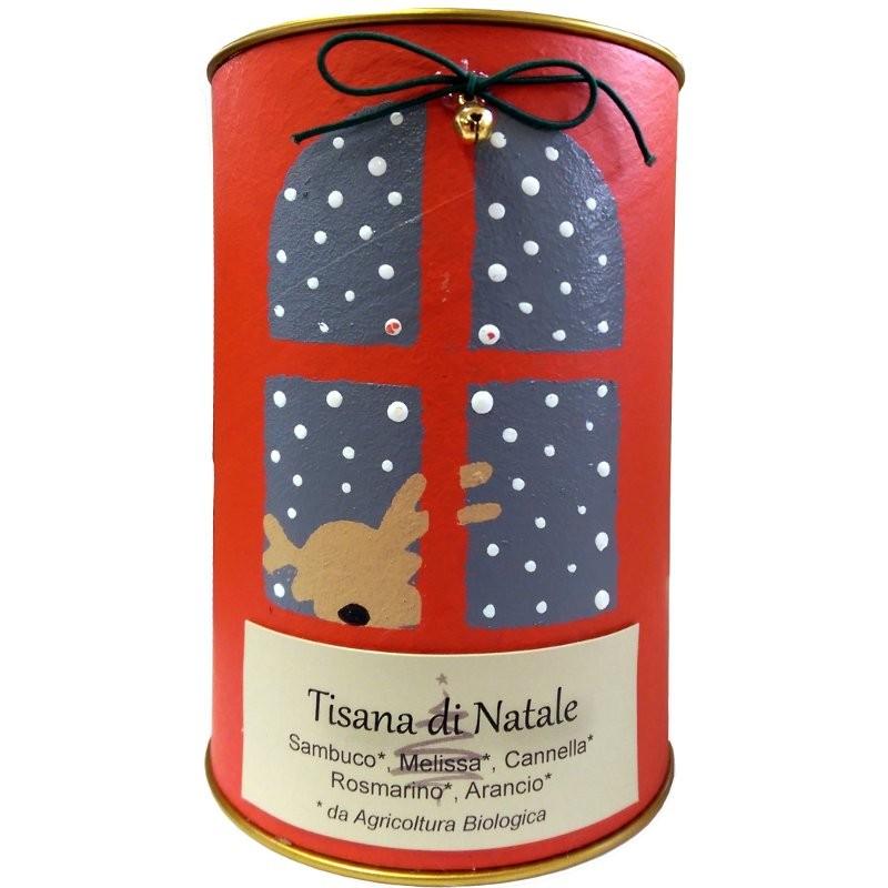 Erba Logica Tisana di Natale - rosso