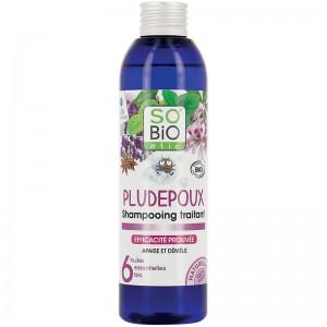 SoBio Etic shampoo anti pidocchi Pludepoux trattante