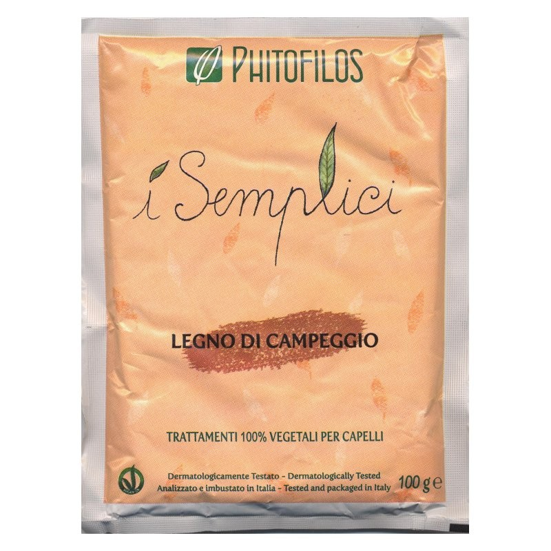 Phitofilos Legno di campeggio