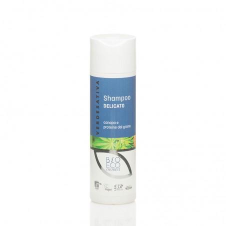 shampoo delicato per uso frequente