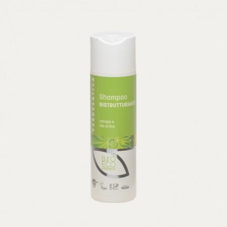 shampoo ristrutturante luce e volume