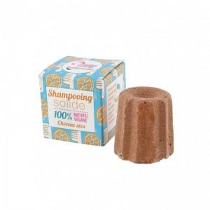 Lamazuna Shampoo solido per capelli secchi all'arancia