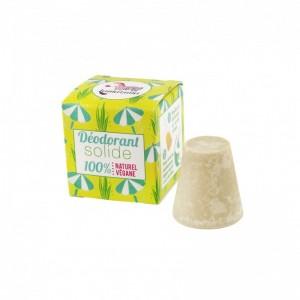 Lamazuna Deodorante solido all'olio essenziale di palmaros