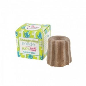 Lamazuna Shampoo solido per capelli grassi alla verbena