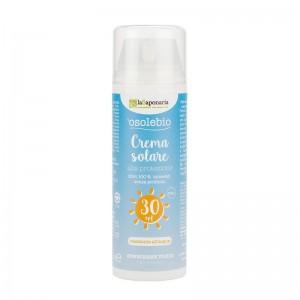La Saponaria Crema solare pelli chiare SPF 30