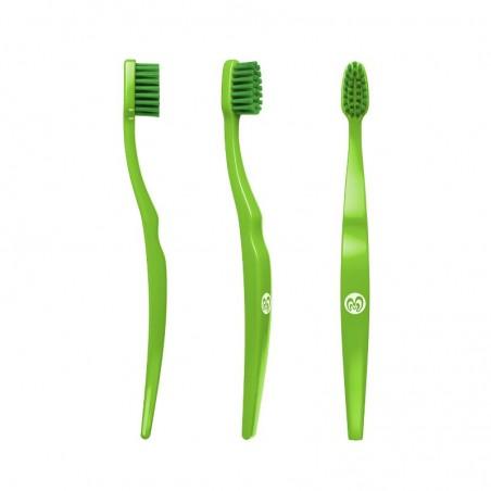 spazzolino da denti bambini in bioplastica