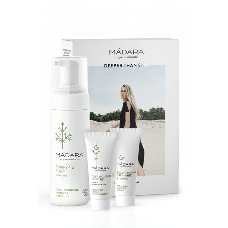 Madara Starter set become organic