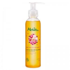 Melvita Nectar de roses olio-latte detergente