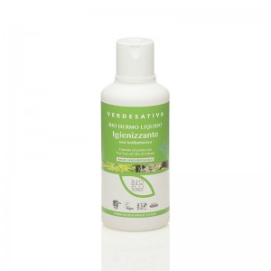 Verdesativa Bio dermo liquido igienizzante
