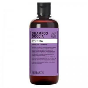 Bioearth Shampoo-doccia fruttato