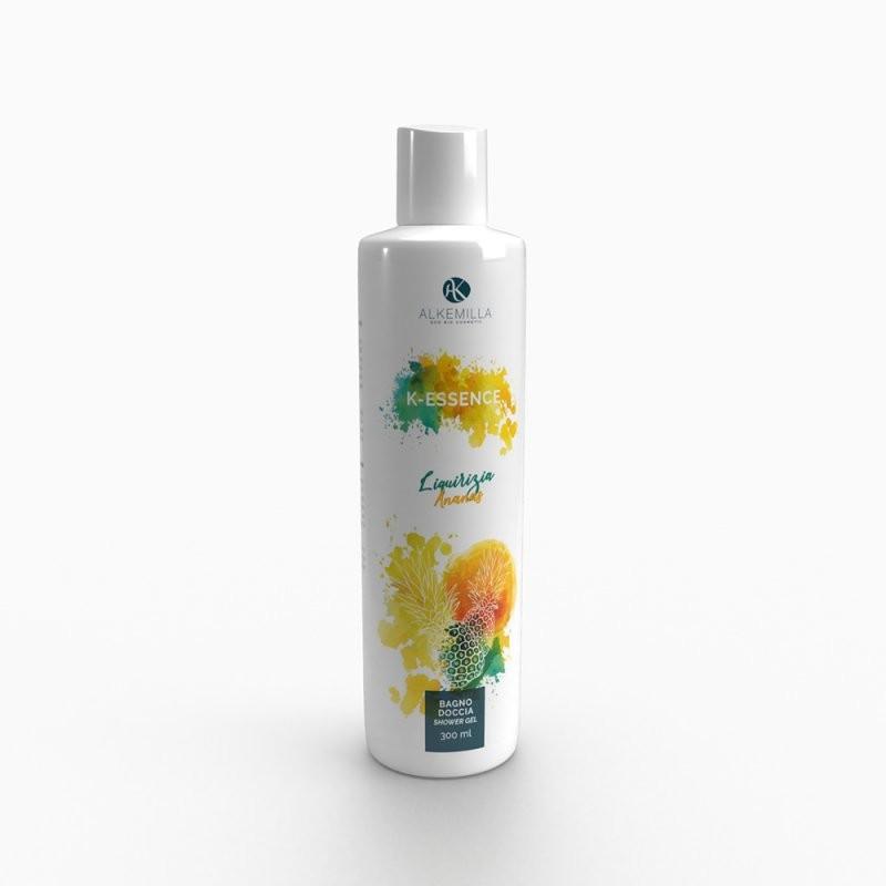 Alkemilla Bagno doccia liquirizia dolce e ananas
