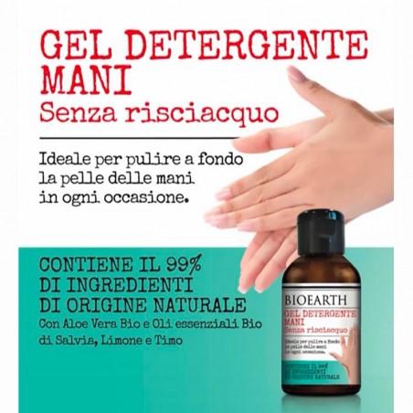 gel detergente mani senza risciacquo