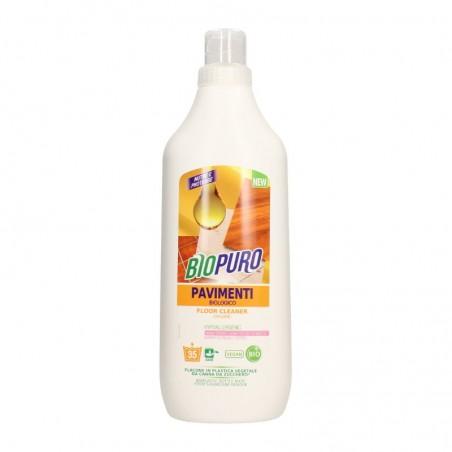 detersivo pavimenti olio di lino e noce - 1L