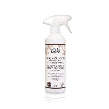 detergente spray igienizzante per tutte le superfici 500 ml