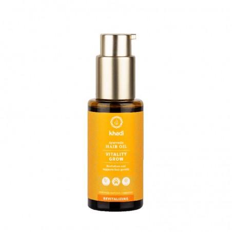 vitality grow - olio per capelli ayurvedico