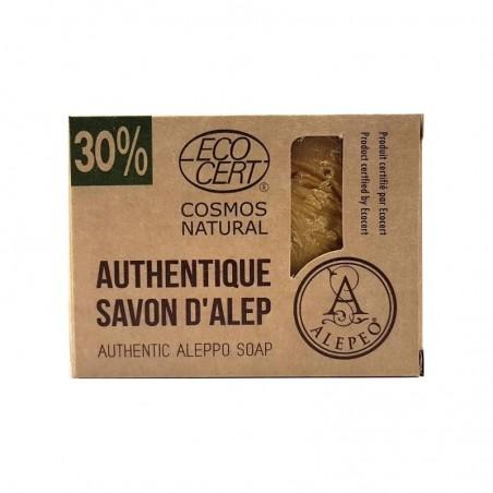 sapone d'aleppo 30%