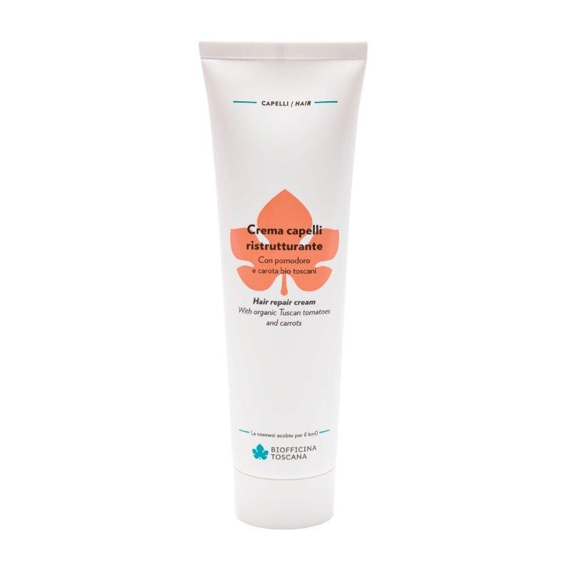 Biofficina Toscana Crema capelli ristrutturante - Mondevert shop online