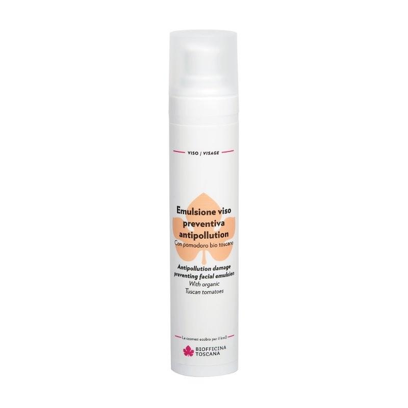 Biofficina Toscana Emulsione viso preventiva antipollution - Mondevert shop online
