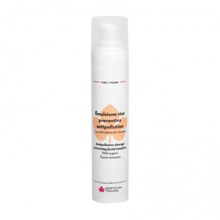 emulsione viso preventiva antipollution