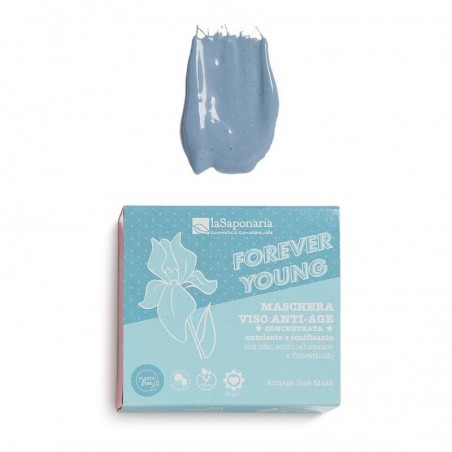 maschera viso anti age Forever Young